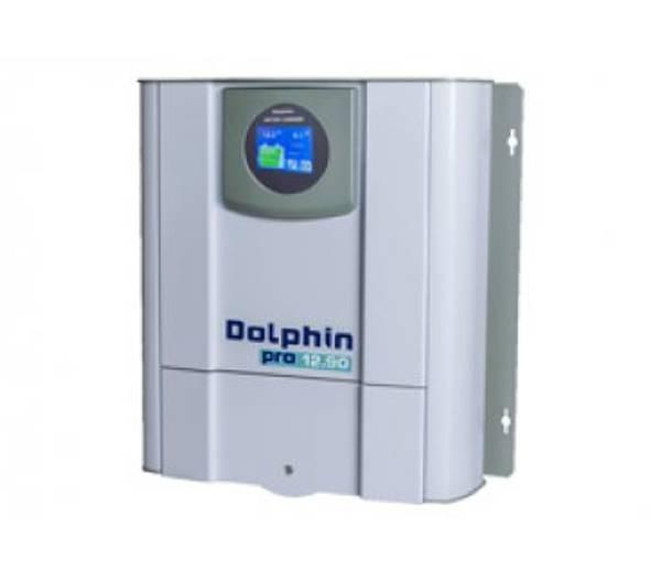 Bilde av DOLPHIN Pro Batterilader 24V 60A 3-kanaler - Touch skjerm