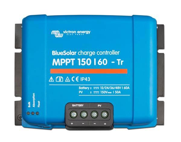Bilde av VICTRON Blue Solar MPPT 150/60-TR