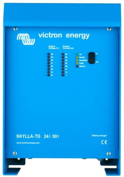 Bilde av VICTRON Skylla TG Batterilader 24V 50A 1+1 utgang